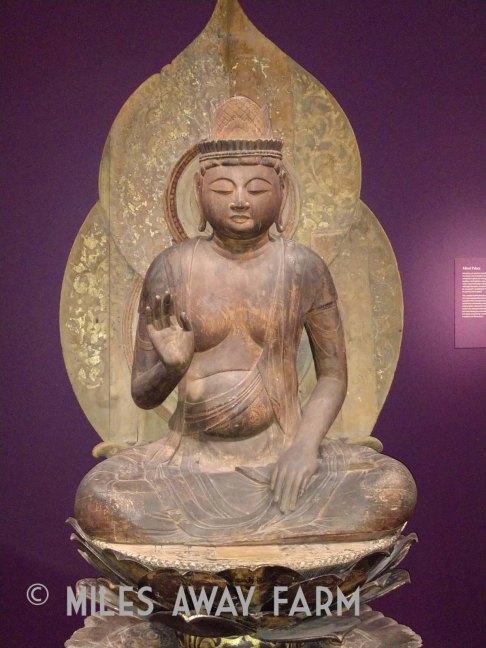 Japanese Buddha, Smithsonian